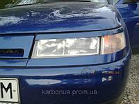 Реснички на фары ВАЗ 2110