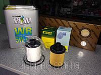 Комплект масло+фильтра Fiat Doblo 1.3MJTD 51-55kw