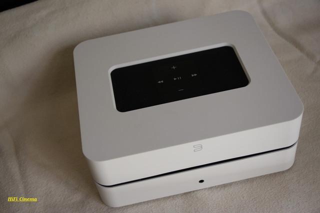 BlueSound VAULT 2 - Сетевой CD аудио проигрыватель со встроеным жестким диском