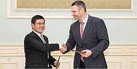 Китайская компания выделит средства на транспортную инфраструктуру Киева