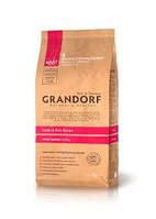 Grandorf Sensitive Care Holistic Lamb&Rice Adult Medium Breed (Грандорф для средних пород ягненок с рисом)12кг