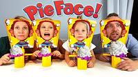 Игра Пирог в лицо Pie Face, устройте праздник  детям и себе