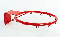 Кольцо баскетбольное  (d кольца 45 см, d трубы 16 мм, металл)