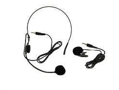 Радиомикрофон микрофон UKC SH-300 XH с 2-мя гарнитурами
