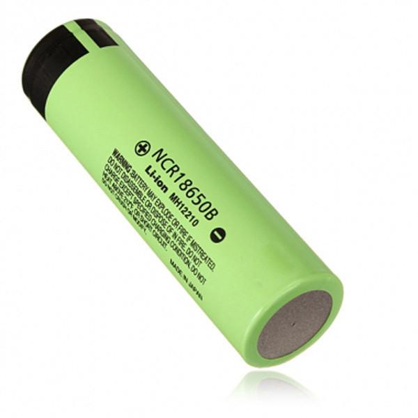 Аккумулятор 18650 Li-ion 4.2v NCR18650B 3400mah