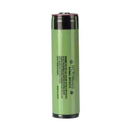 Аккумулятор 18650 Li-ion 4.2v NCR18650B 3400mah, фото 2