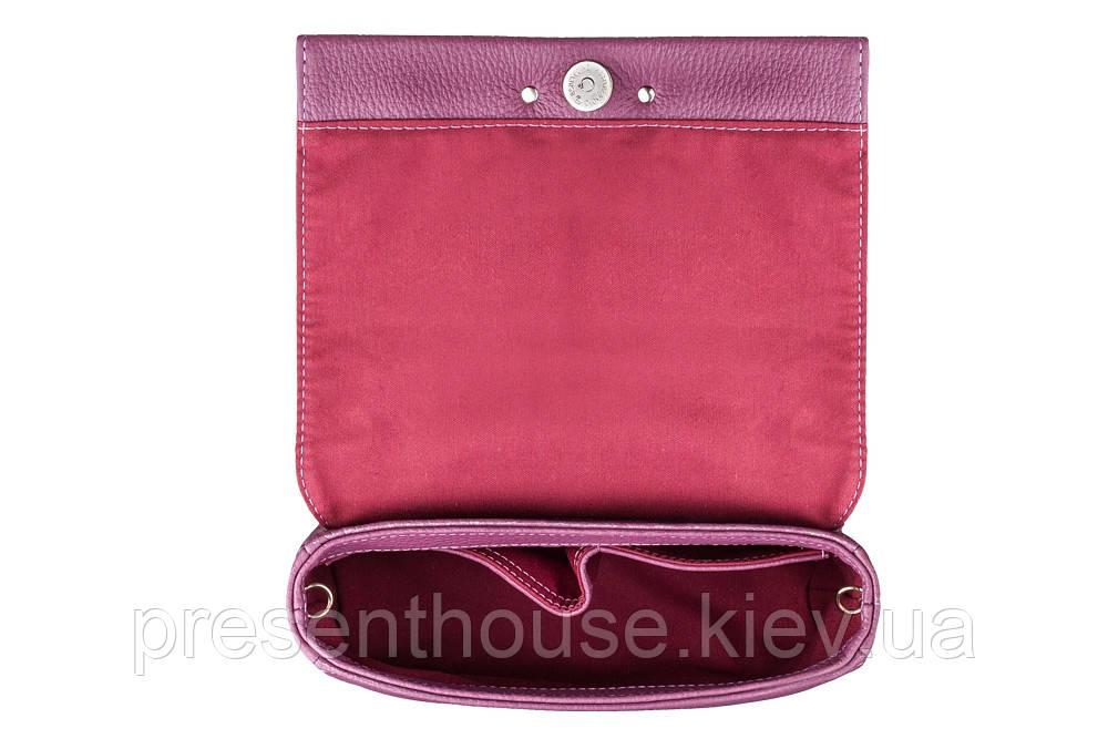 724b995f8df5 Женская сумочка «Лора» фиалка, цена 1 300 грн., купить в Киеве — Prom.ua  (ID#460811917)