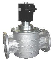 Электромагнитный клапан для природного газа MADAS (Italy) автоматический