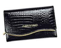 Женский кошелек Gregorio (F112) leather black