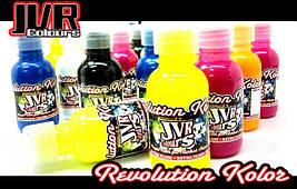 Краска JVR colors