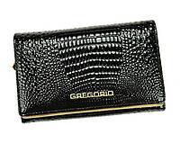 Женский кошелек Gregorio (L112) leather black