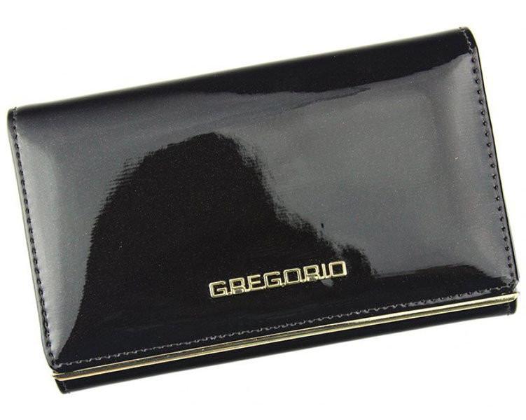 Женский кошелек Gregorio  (L101) leather black