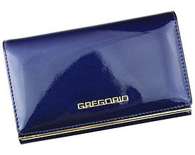 Женский кошелек Gregorio (L101) leather blue