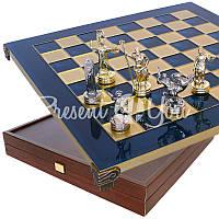 Шахматы «Посейдон», 36х36 см.