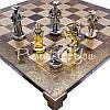 Шахматы «Мушкетеры», коричневые, 44х44 см., фото 3