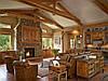 Дерев'яний інтер'єр. Основні стилі та їх відмінності