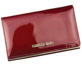 Женский кошелек Gregorio (L101) leather red