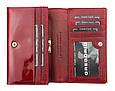 Женский кошелек Gregorio (L101) leather red, фото 2