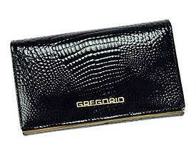 Женский кошелек Gregorio (LL101) leather black