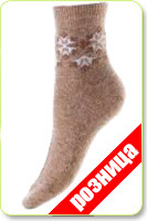 Женские теплые носки в розницу