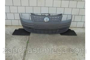 Бампер передний на Фольксваген Кадди(Volkswagen Caddy)2004-2010
