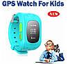 Детские часы Smart Baby Watch Q50 0.96 с GPS трекером, фото 2