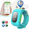 Детские часы Smart Baby Watch Q50 0.96 с GPS трекером, фото 7