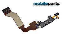 Оригинальный шлейф разъем заряда (сharge connector) для Apple iPhone 4GS