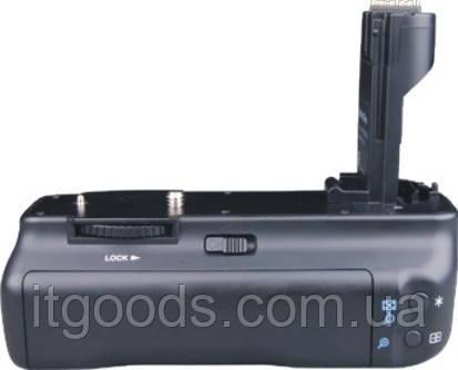 Батарейный блок. Бустер CANON для Canon EOS 50D (аналог CANON BG-E2N) 2