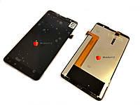 Модуль (дисплей + тачскрин) для Lenovo S8 S898T/ S898T+, чёрный (Original LCD) chip