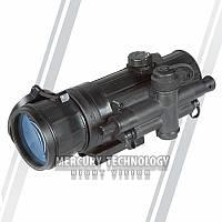 Насадка ночного видения MERCURY АРТЕМИС (2+) черно-белый спектр, регулируемое усиление, 55-72 штр / мм