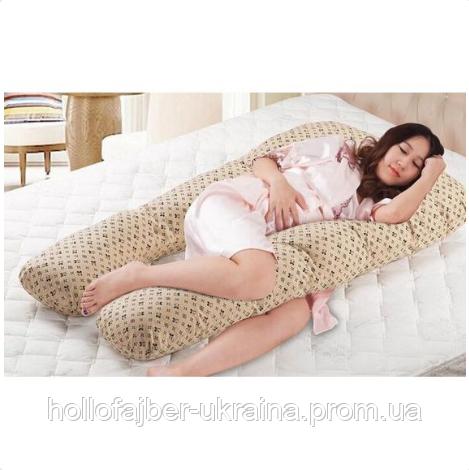 Подушка для беременных U-360см - Интернет магазин krotik.net в Киеве