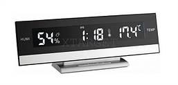 Термогигрометр цифровой TFA, будильник, 245x50x88мм