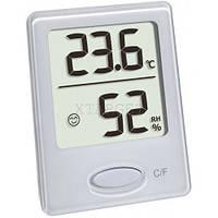 Термогигрометр цифровой TFA, 46x18x59 мм, белый