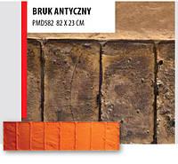 Дорожки из штампованного бетона
