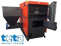 Пеллетный котел Emtas EK3G-CS/S-470, 548 кВт, 2 шнека, ручной поджиг