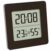 Термогигрометр цифровой TFA, 94x37x94 мм, чёрный