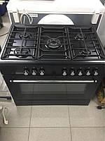 Ikea профессиональная газовая плита на 5 конфорок, фото 1