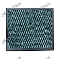 Ковер грязезащитный Стандарт 90х90см. зеленый