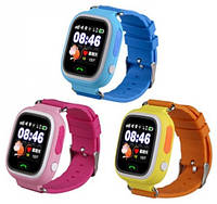 Детские часы Smart Baby Watch TW3 1.3'OLED GPS трекером