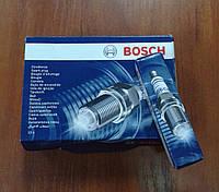 """Свеча зажигания бензиновая """"Bosch"""" Ланос 1.5 / Lanos, 0242235663"""