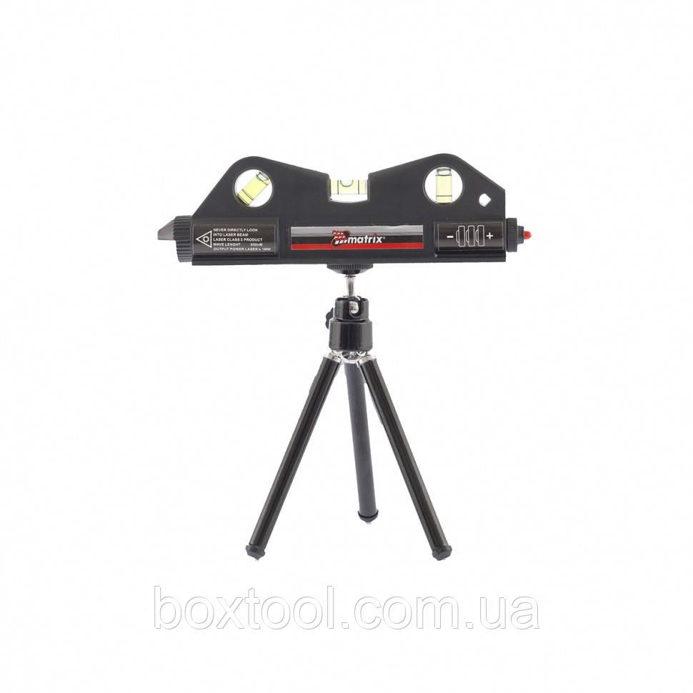 Уровень лазерный 170 мм Matrix 35020