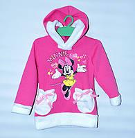 """Толстовка   для  дівчинки  1-8 років Bunnytex  """"Minnie"""""""