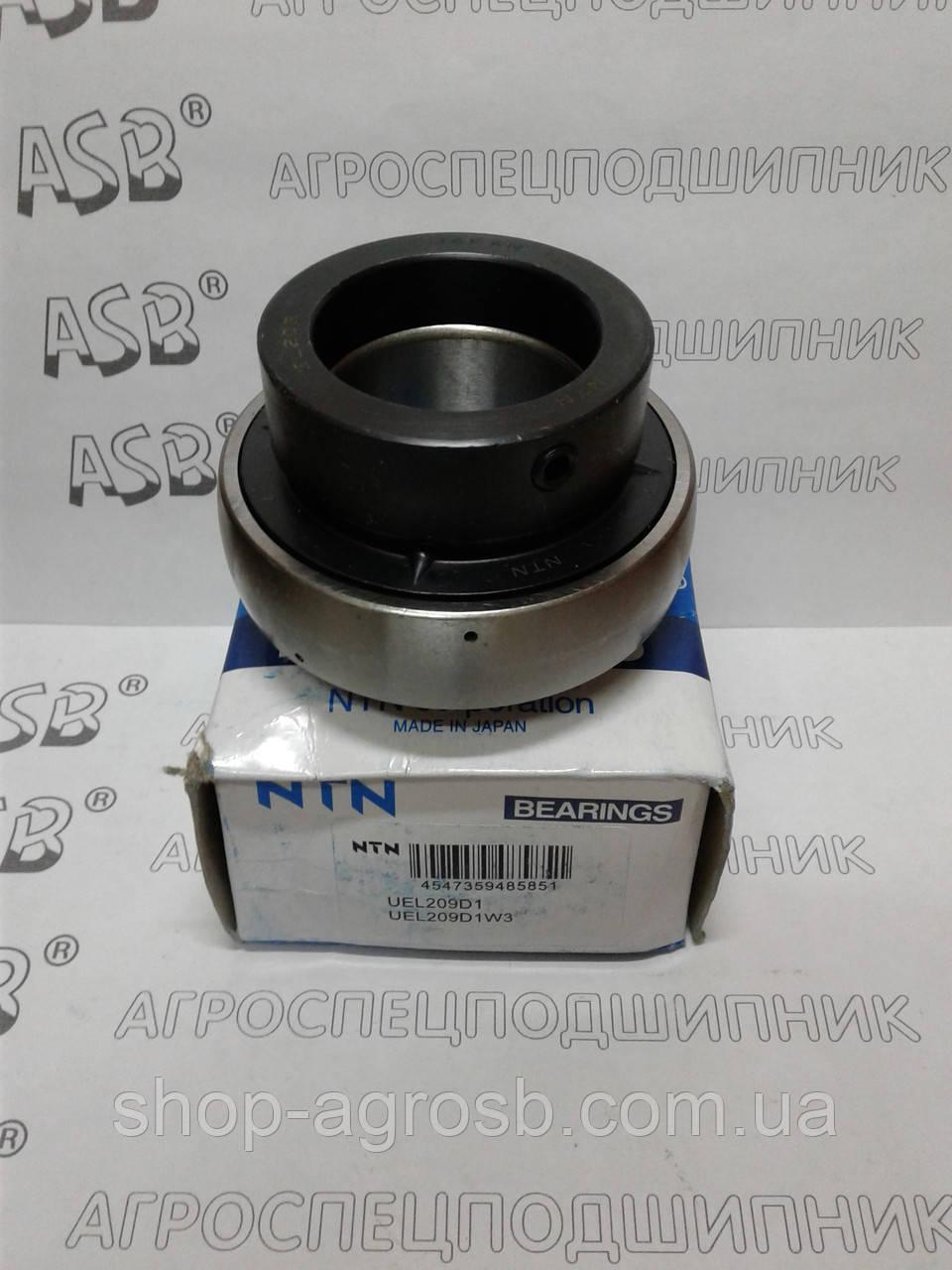 Подшипник NTN UEL209D1W3, YEL209, GE45KRRB, NA209, EX209G2