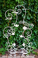 """Подставка для цветов """"Елена"""" на 24 кольца для орхидей"""