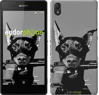 """Чехол на Sony Xperia Z2 D6502/D6503 Доберман """"2745c-43"""""""