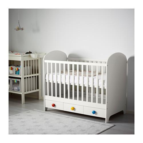 Кроватки для малышей и детей IKEA