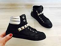 Ботинки-кеды Izabel Marant Silver ХИТ, фото 1