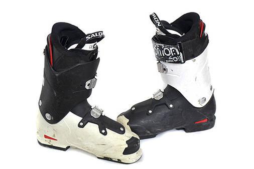 Лыжные ботинки Salomon SPK SCS АКЦИЯ -20%, фото 2