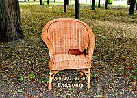 Крісло з лози, фото 1